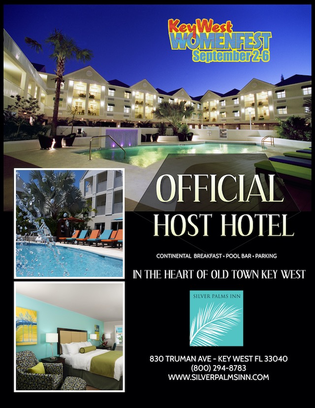 Womenfest Official Host Hotel 2020